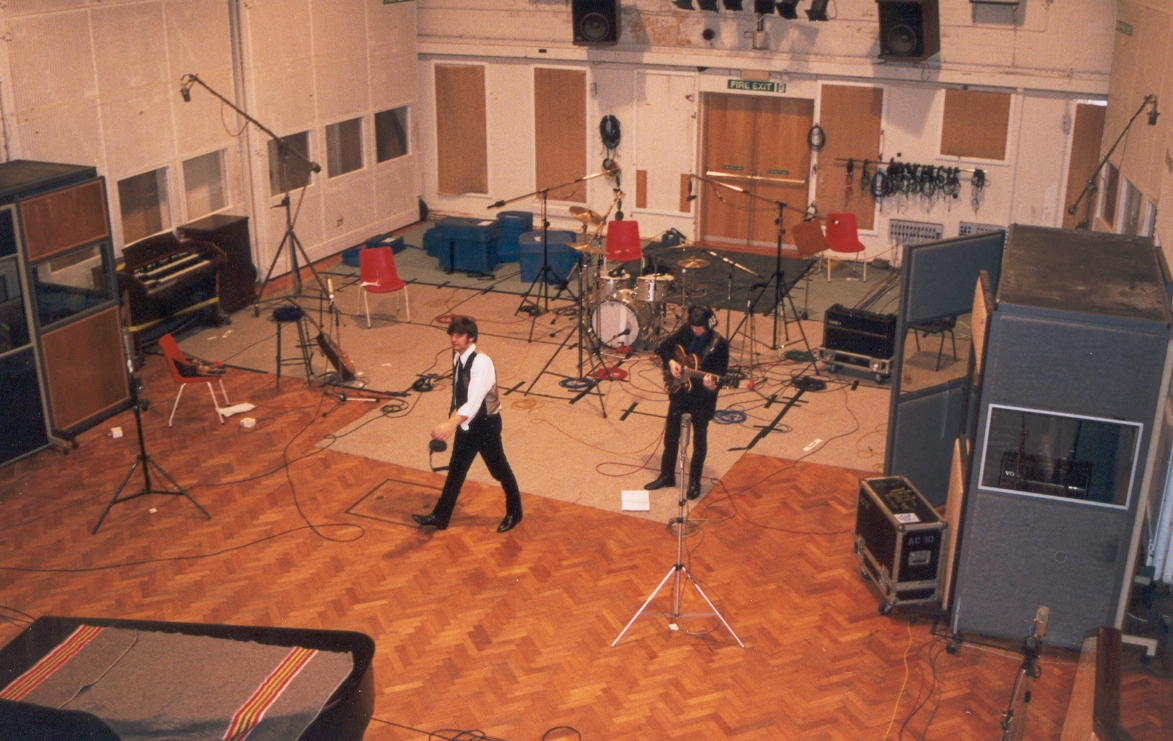 abbey road live room